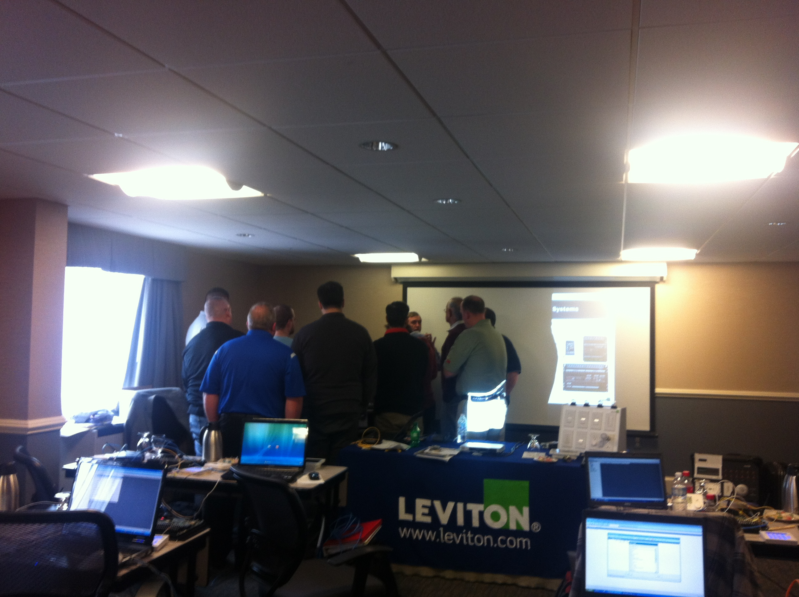 Leviton Regional Factory Training » Worthington Distribution