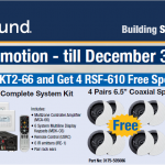 Russound promo - no pricing